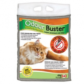 Odour Buster Cat Litter-1