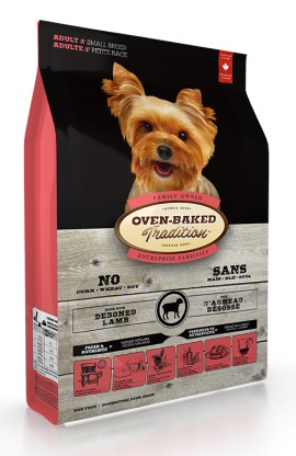 Oevn-Baked Tradiion Dry food Lamb Dogs Adult Small Breed-1