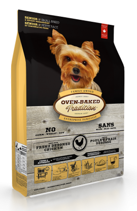 Oven-Baked Tradition DryFod Chicken  Dogs Small Breed Senior and Weigth Control-1