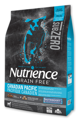 Nutrience Subzero Canadian Pacific Dog