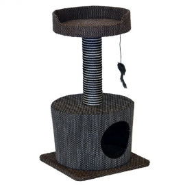 Animal Treasure Cat Tree '' Basic'' 24''-1