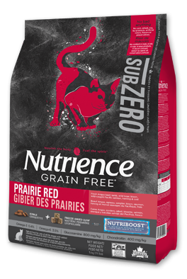 Nutrience Subzero Dry Food Prairie Red For Cat-1