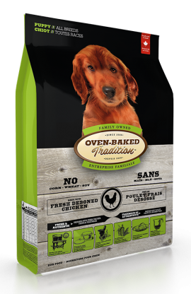 Oven-Baked Tradition Food All Breed Puppy Chicken Formula-1