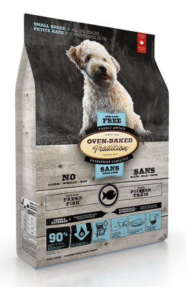 Oven-Baked Tradition Dry Food Dogs Adult Small Breed Fish Grain Free / All Stage Life-1