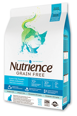 Nutrience Grain Free Dry Food Ocean Fish Formula-1