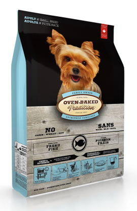 Oven-Baked Tradition Dry Food Dogs Adult Small Breed Fish-1
