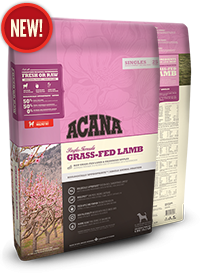 Acana Grass-Fed Lamb Pour Chiens-1