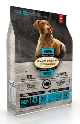 Oven-Baked Tradition All Breed Fish Grain Free / All Life Stage For Dogs-1