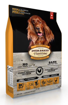 Oven-Baked Tradition All Breed Senior&Weigth Management Chicken Formula Dogs-1