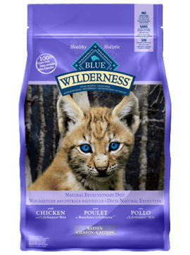 Blue Wilderness Kitten-1
