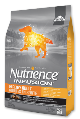 Nutrience Infusion Dry Food Chicken  For Dogs Healthy Adult-1