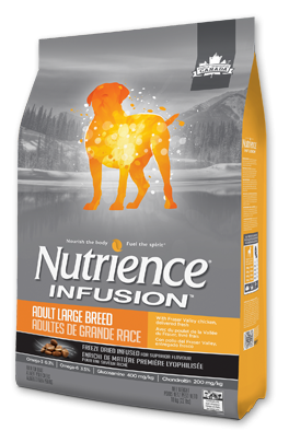 Nutrience Infusion Chicken Dogs Large Breed-1