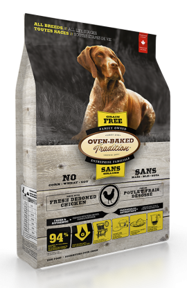 Oven-Baked Tradition Dry Food Adult All Breed Chicken Formula-1