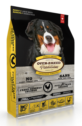 Oven-Baked Tradition Food For Dogs Adult Large Breed Chicken Formula-1