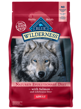 Blue Wilderness Dry food Salmon for dog-1