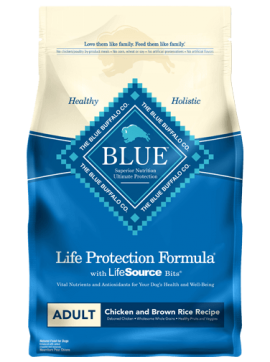 Blue Buffalo Life Protection Formula with LifeSource Bits Chicken&Brown rice 6 kg-1