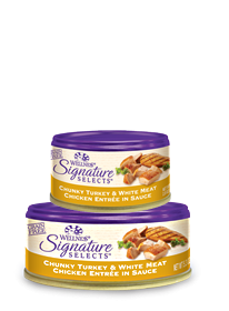 Wellness Signature Select  Morceaux de dinde&Poulet Chats-1