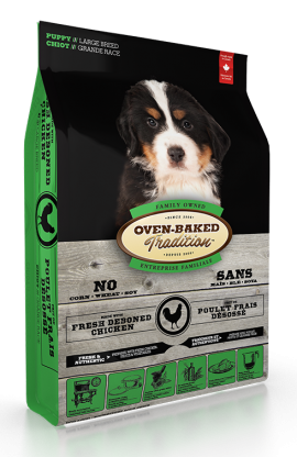 Oven-Baked Tradition Large Breed Puppy Chicken Formula-1