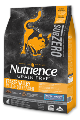 Nutrience Subzero Dry Food Fraser Valley For Cat-1