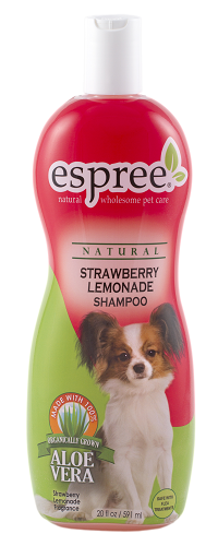 Espree Dog Shampoo Strawberry Limonade 20 Oz
