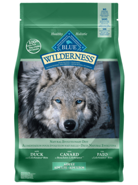 Blue Wilderness Dry food Duck for dog