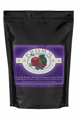 Fromm Duck& SweetPotatoe Formula for dog-1