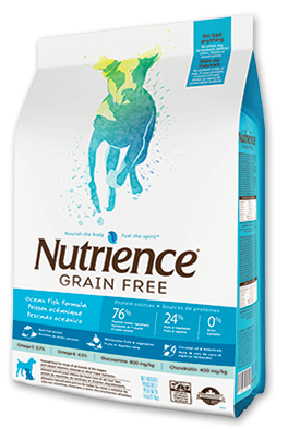 Nutrience  Sans Grain poisson Océanique-1