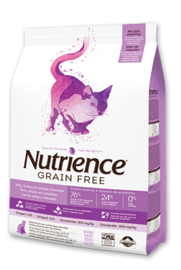 Nutrience Grain Free Dry Food Pork, Turkey & Venison Formula Cats-1