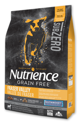 Nutrience Subzero Dry Food  Fraser Valley Dogs-1