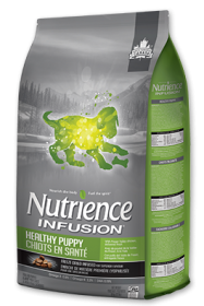 Nutrience Infusion Chicken For Dogs Puppy Healthy 0