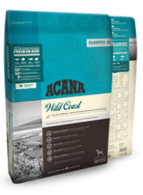 Acana  Classic Wild Coast Pour Chiens Format: 25 Lbs0