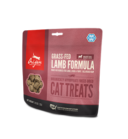 Orijen GRASS-FED LAMB FORMULA Treats For Cats 0