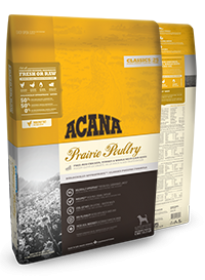 Acana Classic Prairie Poultry For Dogs Size: 17kg0