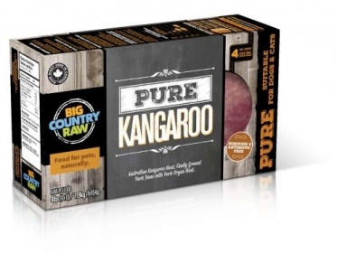 Big Country Raw Formule Pure Kangourou 0