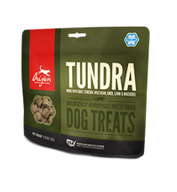 Orijen Tundra Treats For Dogs Size: 3.25 OZ0