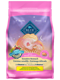 Blue Buffalo Estomac sensible  Pour Chats Format: 15 Lbs0