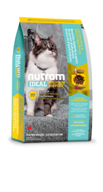 Nourriture pour chat Nutram I17 Ideal Solution Support® Chat d'intérieur Format: 4 Lbs0