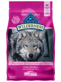 Blue Wilderness petite race Format: 4.4 LBS0