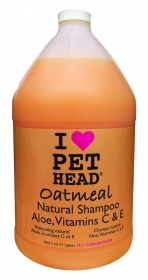 Hunter SHAMPOING PET HEAD - NATUREL À L'AVOINE, GALLON 0