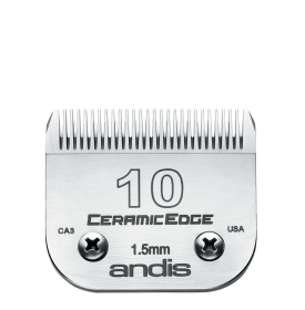 Andis Lame amovible CeramicEdge, taille 10 0