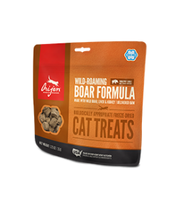 Orijen WILD-ROAMING BOAR FORMULA Treats For Cats 0