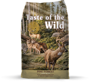 Taste Of The Wild Forêt De Pins Chiens Format : 5lb0