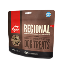 Orijen REGIONAL RED TREATS For Dog Size: 3.25 OZ0