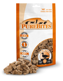 PureBites Freeze Dried Chicken Breast & Catnip For Cat 0