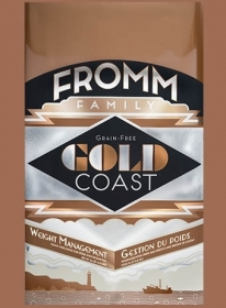 Fromm Gold Coast Weight Management For Dogs Size: 1.8Kg0