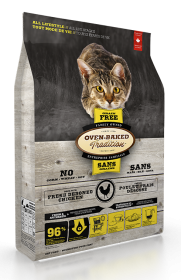 Oven-Baked Grain Free Chicken Formula for Cat Size: 4.54 Kg0