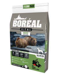 Boreal Vital All Large Breed Chicken Meal 0