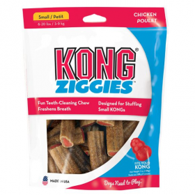 Kong Ziggies Gâteries Format: Grand:8.8oz0