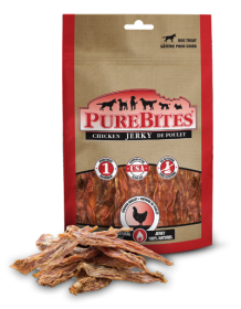 PureBites Treats Chicken Jerky For Dog 0
