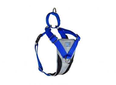 RC Pets Canine Equipment ULTIMATE CONTROL HARNESS Color: Blue0